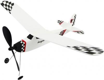 ZT Model Knight lietadielko na gumový pohon