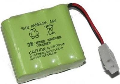 Náhradná batéria, Akumulator NiCd 500mAh 9,6V