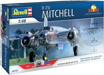 Plastikový model Revell B-25J Mitchell