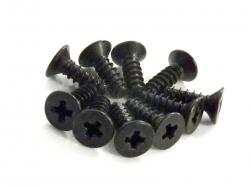 Náhradné Diely HIMOTO 86084, HM86084, Samorezné šruby so zápustnou hlavou 2,6x8mm 10ks