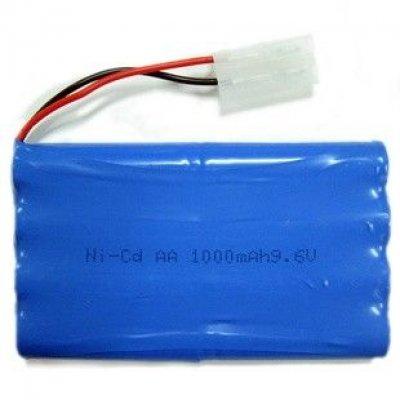 Batéria Ni-Cd 1000mAh 9,6V
