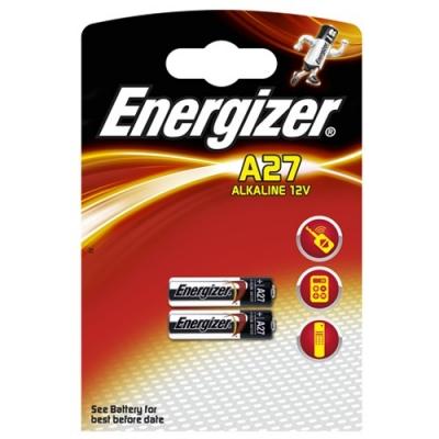 Špeciálna batéria Energizer A27 Alkaline 22mAh 12V