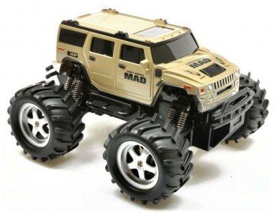 RC hračka na ovládanie Mad Monster Truck 1:16 RTR, bežová