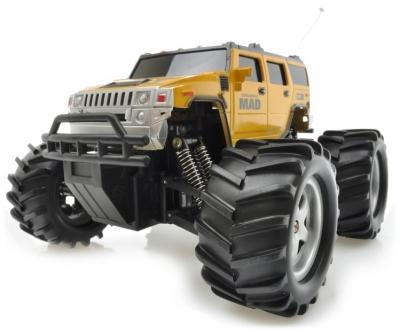 RC hračka na ovládanie Mad Monster Truck 1:16 RTR, žltá