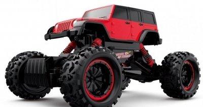 RC hračka na diaľkové ovládanie Slipper Crawler 4WD 2,4GHz, 1:12 červená