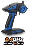 RC hračka na diaľkové ovládanie Slipper Crawler 4WD 2,4GHz, 1:12 modrá