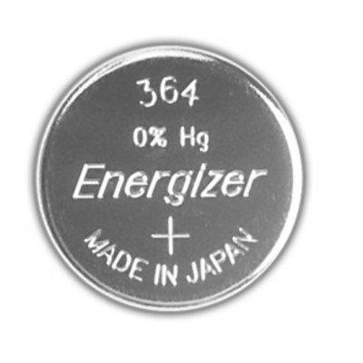 Gombíková batéria Energizer 364/363 MD 1,55V