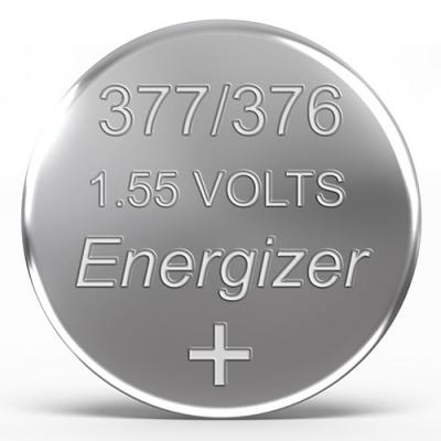 Gombíková batéria Energizer 377/376 MD 1,55V