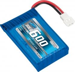 Akumulator LRP VTEC Expert Line 430040, 600mAh 3,7V Li-po 30C