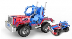 RC stavebnica na diaľkové ovládanie Double Eagle: Optimus Prime Truck 2v1 2.4GHz 1:14, C51002W