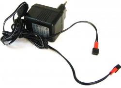Náhradná sieťová nabíjačka NiCd/NiMh 4.8V 300mA 2xBEC-JST