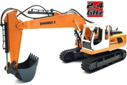 RC bager na ovládanie Double Eagle EXCAVATOR Heavy Industry, 2.4GHz, 17CH, E561-003