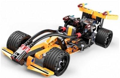 Stavebnica Double Eagle: Formula 1 Pull Back, C52001W