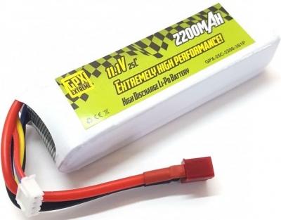 Batéria GPX Extreme 2200mAh 11.1V Li-Po