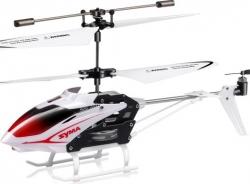 RC vrtuľník na diaľkové ovládanie Syma S5, bielý