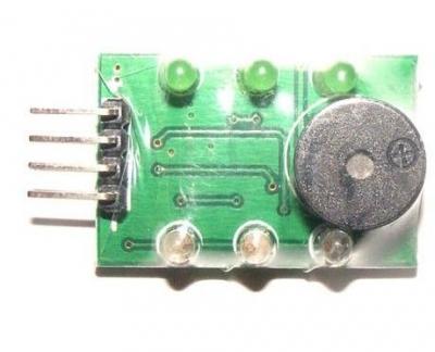 Tester z alarmom pre LiPo batérie 1-3S, GPX Extreme