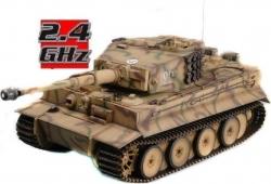 RC Tank na ovládanie Trumpeter 1:16 German Tiger I, 2.4GHz