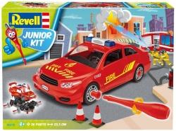 Plastový model na skladanie Fire Chief Car Junior Kit 1/20, 00810