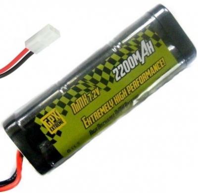 Batéria GPX Extreme 2200mAh 7.2V NiMH