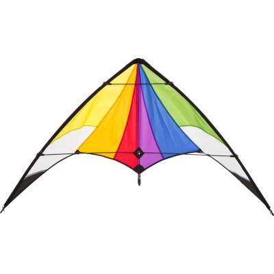 Šarkan Invento, Lenkdrachen Orion Rainbow R2F, dvojlanový pilotovateľný