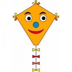 Šarkan Invento, Eddy Happy Face R2F, jednolanový