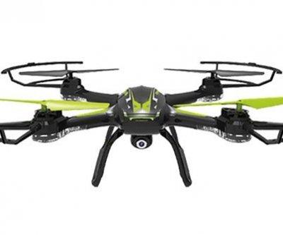 Dron Syma X54HC, HD kamera 2.4GHz, funkcia vznášania, čierna