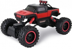 RC hračka HB: ROCK CRAWLER 4WD, 2.4 GHz, 1:14 červená