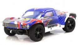 RC auto HiMoto Spatha  RTR  2,4GHz, 1:10 červeno modré