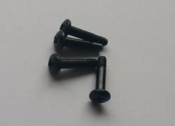 Náhradné Diely HIMOTO 82839, HM82839, Suspension Arm Screws 2.6*12.5mm 4ks