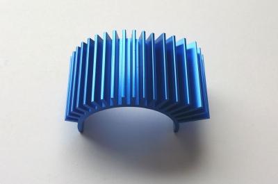 Náhradné Diely HIMOTO HM03300, 03300 Motor Heat Proof Cover 1/10, chladič motora triedy 500-600