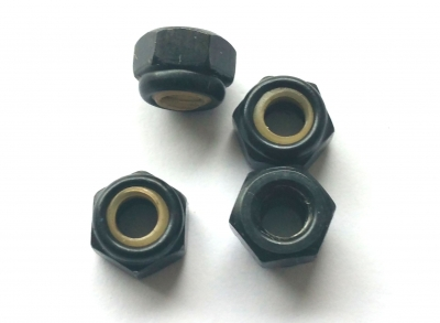 Náhradné Diely HIMOTO HM02055, 02055 matice s nylonovou poistkou 4 ks