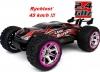 RC hračka na diaľkové ovládanie NQD Land Buster 1:12 Monster Truck červený 2.4GHz