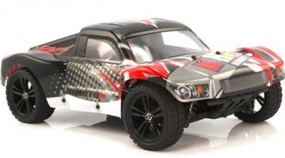 RC auto HiMoto Spatha  RTR  2,4GHz, 1:10 červeno čierný