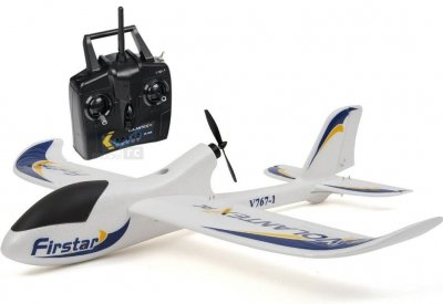 RC lietadlo na diaľkové ovládanie Volantex RC V767-1 Firstar FPV 2.4GHz