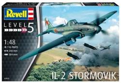 Plastikový model Revell IL-2 Stormovik 1/48, 03932