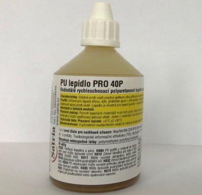 PU Lepidlo PRO 40P STANDARD vodeodolné 50g