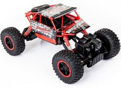 RC auto na ovládanie NQD Rock Crawler 4WD 1/18 2.4Ghz červené
