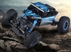 RC auto na ovládanie NQD Rock Crawler 4WD 1/18 2.4Ghz modré