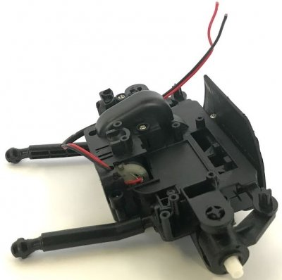 Náhradné Diely Crawler King NQD, Predná napráva s motorom a ramenami