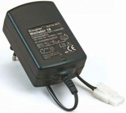 Nabíjač Graupner Minilader 10 pre NI-MH / NI-CD batérie, 800mAh, 4,8V- 12V