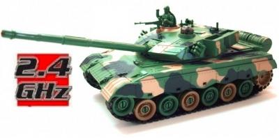 RC Súbojový tank na diaľkové ovládanie Chinese 96 type 1:28 2.4 GHz RTR