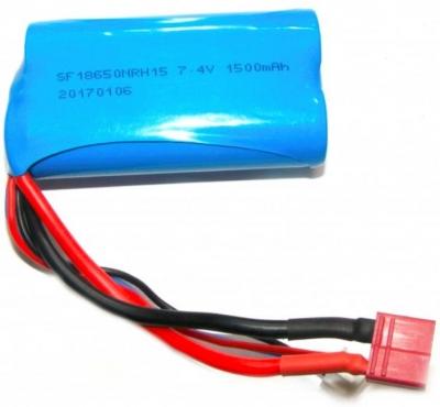 Náhradná batéria Lion 7.4V 1500mAh, NQD Land Buster
