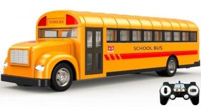 RC školský autobus na diaľkové ovládanie, Double Eagle 2.4GHz