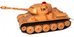 RC tank T-34 na diaľkové ovládanie 1:32 RTR