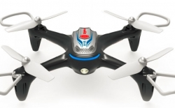 RC dron Syma X15, 2.4GHz, auto-start, funkcia zavesenia, čierný