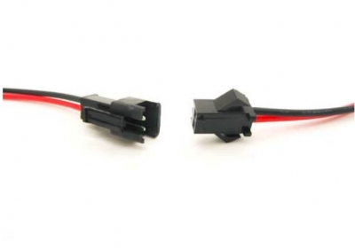 Kábel s konektorom SM, samec a samička Pár 2ks