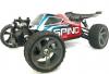 RC auto HIMOTO Buggy 1/18 SPINO 4WD, V2 E18XB 2.4GHz modro-červené
