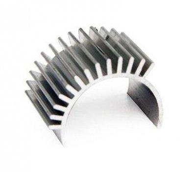 Náhradné Diely HIMOTO hliníkový chladič motora 1:18, HM28673, 28673