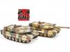 RC Súbojové tanky na diaľkové ovládanie UNI-FUN 558, 2.4GHz