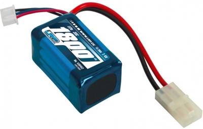 Akumulátor LRP, Deep Blue 450 Tuning LiPo 1800mAh-2S2P-7.4V-30C